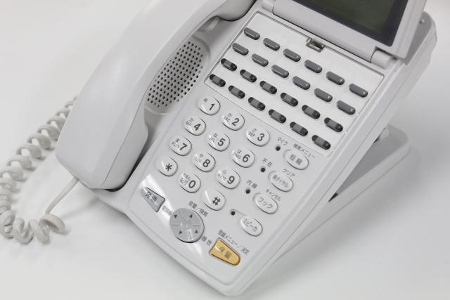 ビジネスフォンの基本的な「保留・転送」の仕方